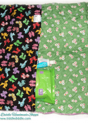 Soft and Comfy Diaper Changing Pad with Pocket II