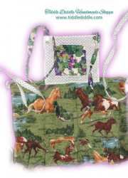 Country Kid's Apron (4-6 years old)