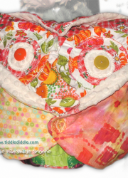 Set of Owl Pillow (Pillow and an Owl Pillowcase): Rainbow