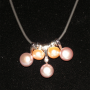 Genuine Fresh Water Pearl Pendant Necklace